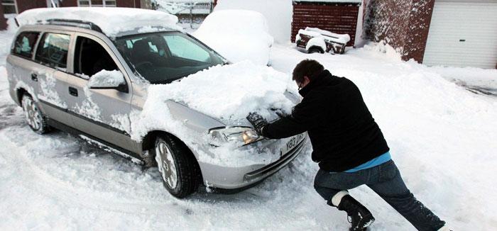 Почему не завелась машина в мороз